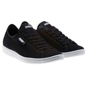 Puma Vikky Mesh Lace-up Sneakers
